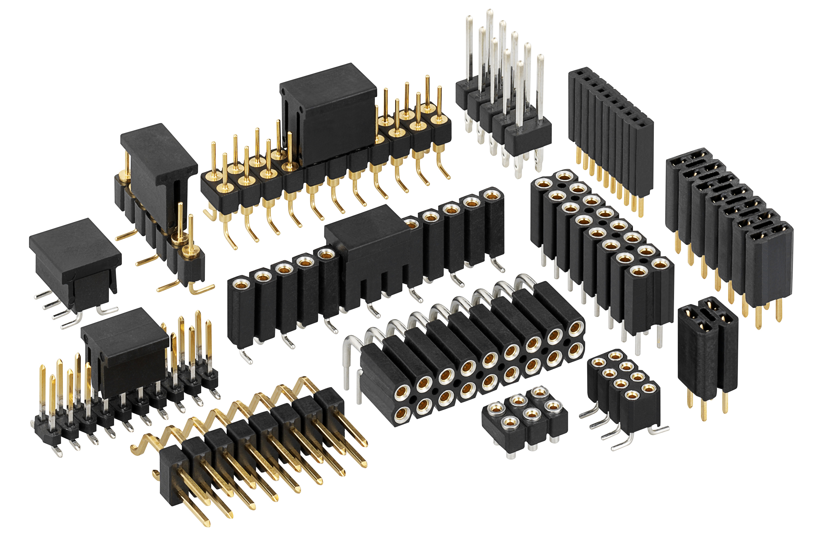 Optimum Pole Number Separation From Circuit Board Connectors Image Led Pcb Download 300dpi