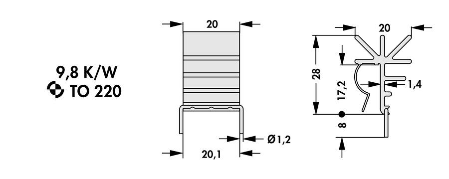 home fischerelektronik produkt fk 248 sa 220. Black Bedroom Furniture Sets. Home Design Ideas