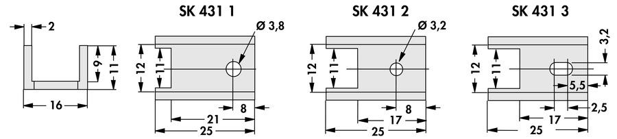 home fischerelektronik produkt sk 431 1. Black Bedroom Furniture Sets. Home Design Ideas