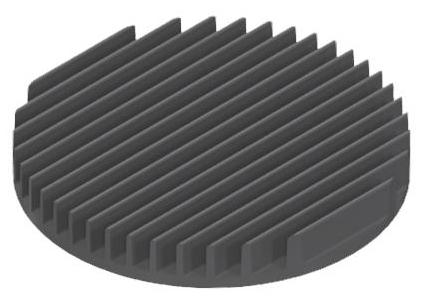 home fischerelektronik produkt ick led r 75 x 10. Black Bedroom Furniture Sets. Home Design Ideas
